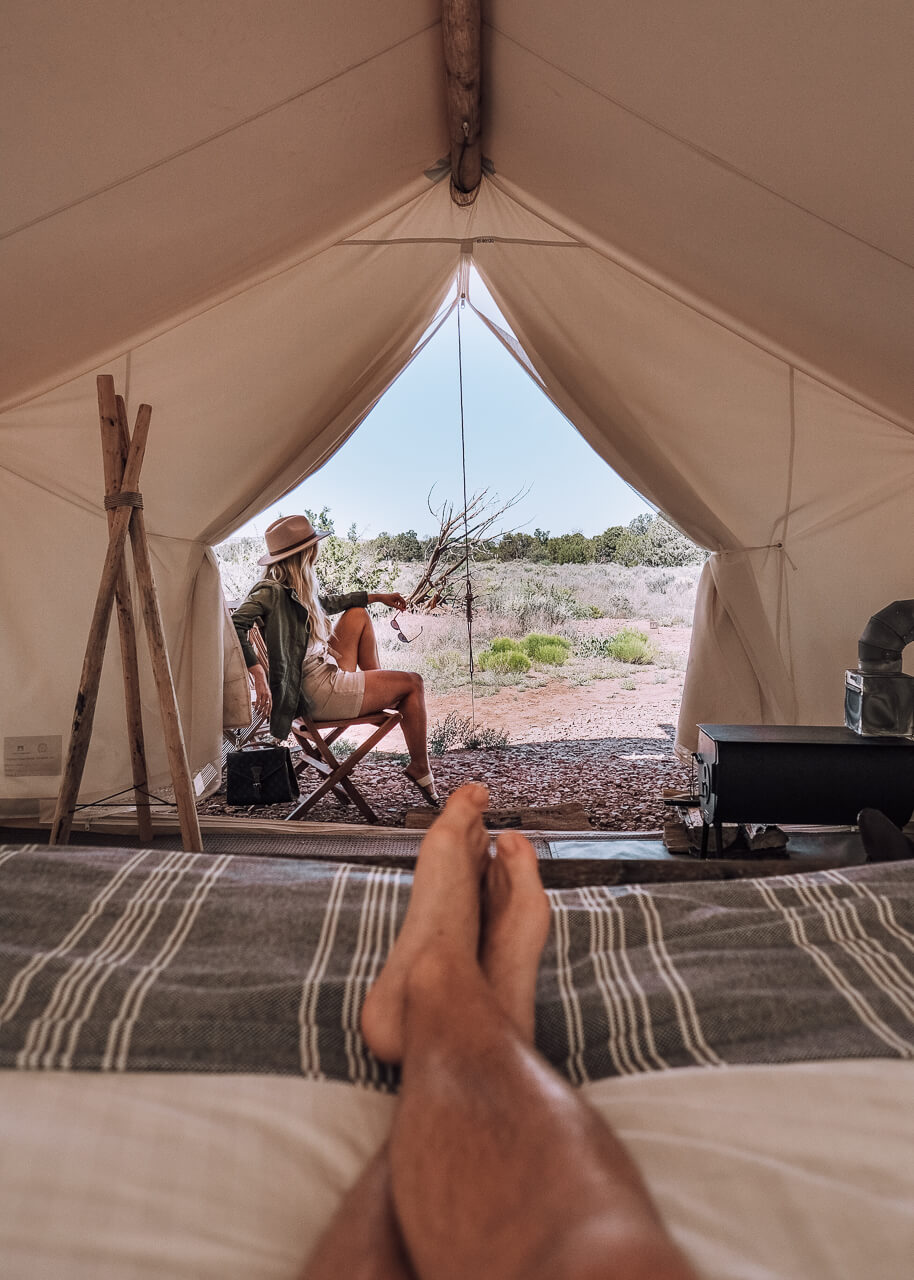 Under Canvas, Grand Canyon - Faraway Getaway
